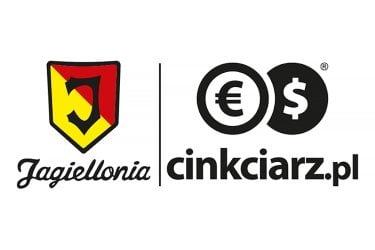 84b09d7b08479 Cinkciarz.pl oficjalnym sponsorem Jagiellonii