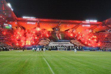 Legia Warszawa Liga Mistrzu00f3w