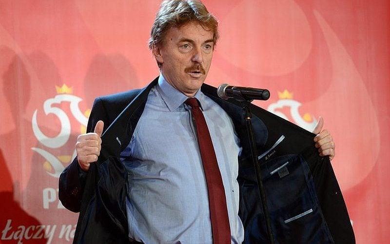 Wybory PZPN Zbigniew Boniek