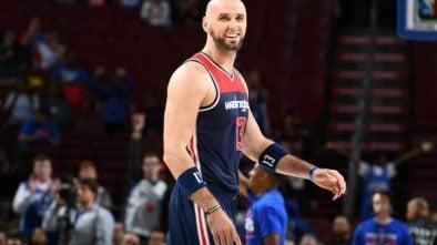 Marcin Gortat NBA Washington Wizards