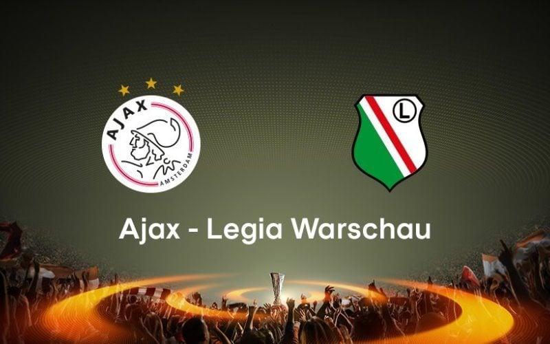 Legia poznała rywala w 1/16 Ligi Europy