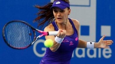 Agnieszka Radwańska Srixon WTA