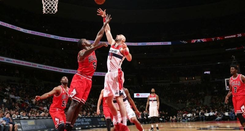 Washington Wizards - Bulls gortat