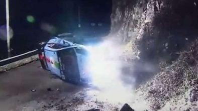 wypadek monte carlo