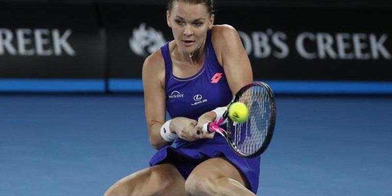Agnieszka Radwanska Doha
