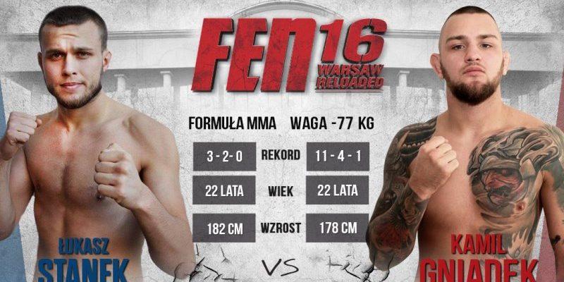 FEN 16 Stanek vs Gniadek
