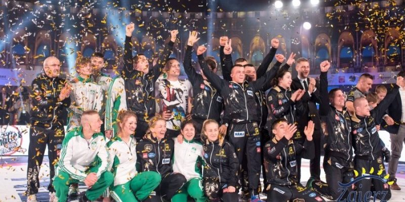 KLZ aks wrestling team Piotrkow Trybunalski