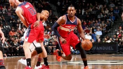 Marcin Gortat, John Wall Washington Wizards