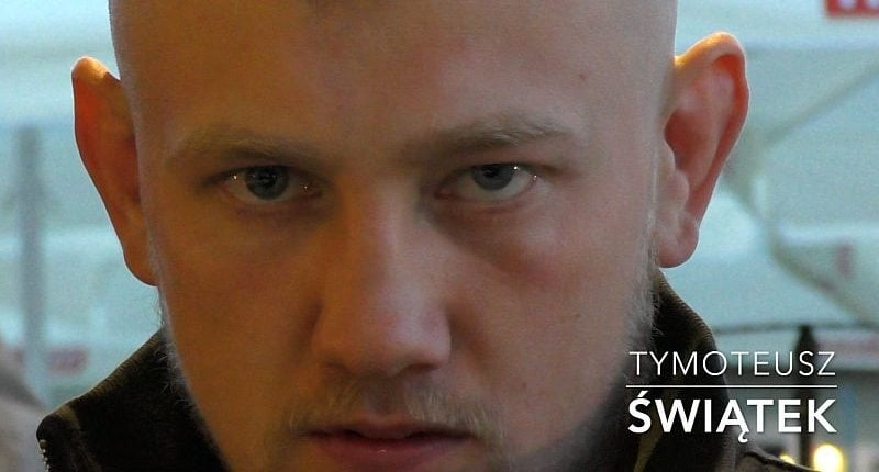 Tymoteusz Świątek - wywiad dla Sporteuro.pl