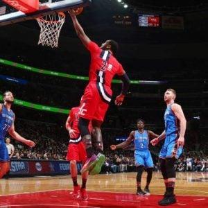 Washington Wizards - Thunder