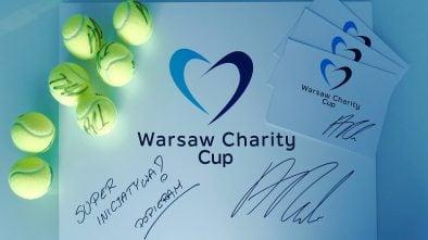 Warsaw Charity Cup - turniej tennis & squash