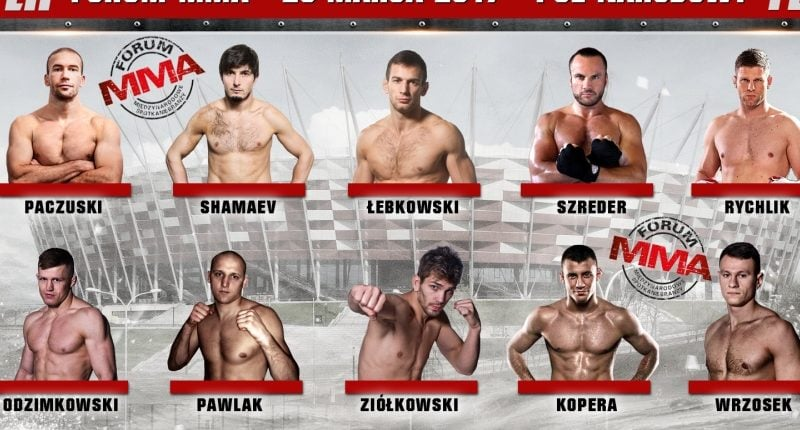 FEN Forum MMA