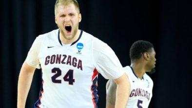 Gonzaga Bulldogs NCAA Przemysław Karnowski