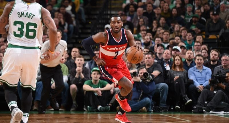 Wizards Celtics