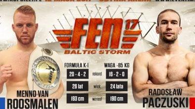 FEN17 Van Roosmalen vs Paczuski