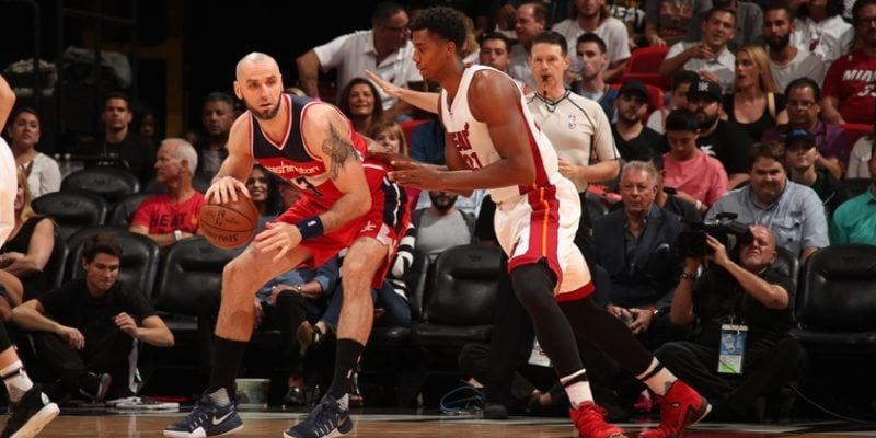 Marcin Gortat Washington Wizards