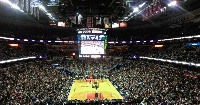 szkolenie w Washington Wizards