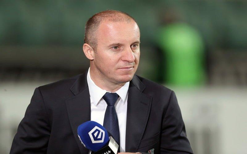 6fa376a7c Aleksandar Vuković oficjalnie trenerem Legii
